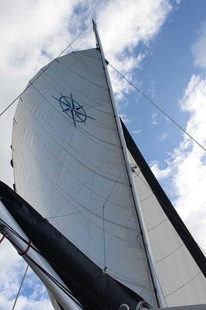 Free sail sailing boat sailing ship sailing ship boat