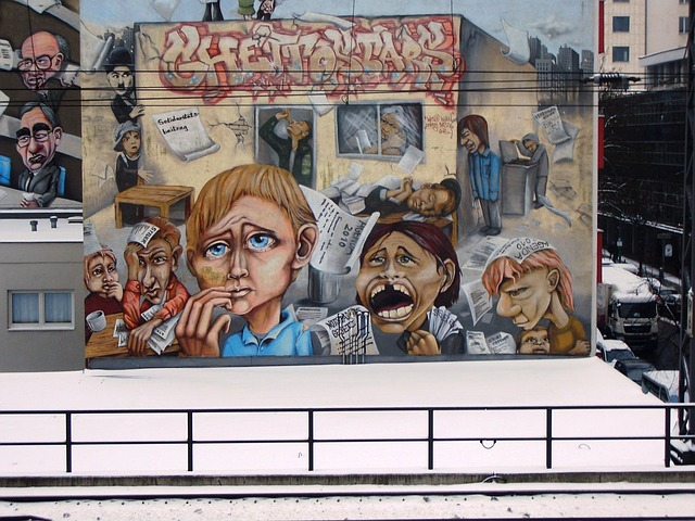 Free berlin city wall graffiti east germany