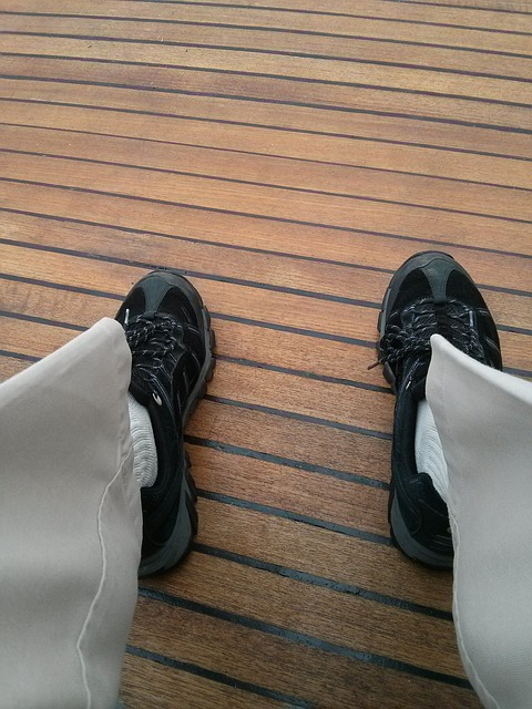 Free boat deck deck wood wooden decking shoes legs