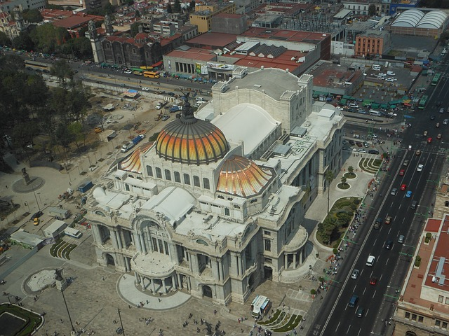 Free fine arts mexico palace palace of fine arts