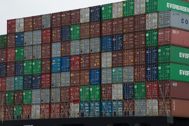 Free container freighter container ship port most cargo