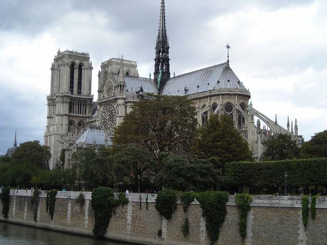 Free paris notre dame city