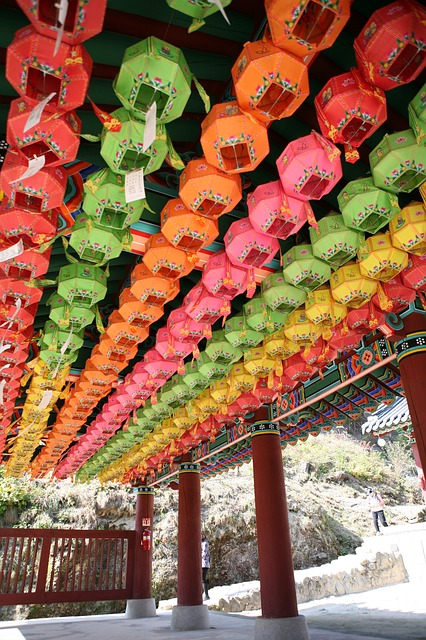 Free Photos: Section kite etc temple cheongpyeong temple | jayoung yun