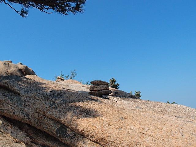 Free gangwon do sokcho mt seoraksan rock sky stone