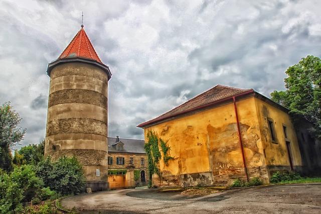 Free Photos: Castle turret buildings architecture hdr   David Mark