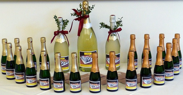 Free price table champagne sparkling wine beverages