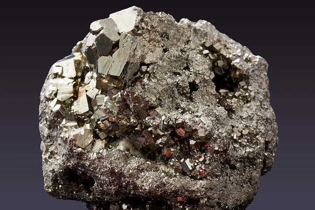 Free pyrite pyrites mineral sulfide iron sulfur