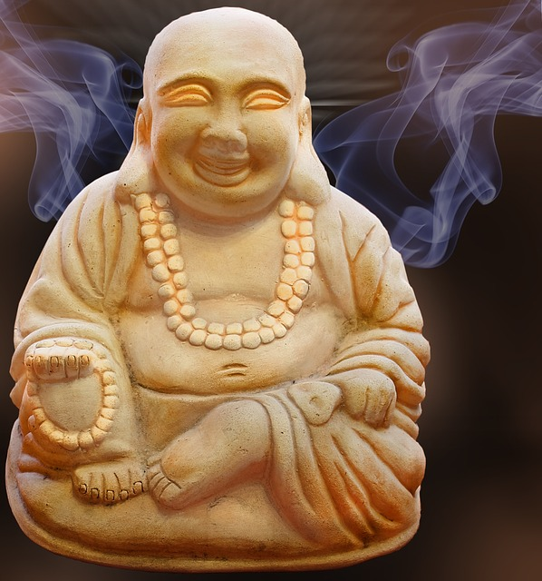 Free                buddha fig smoke spirituality rest pray worship