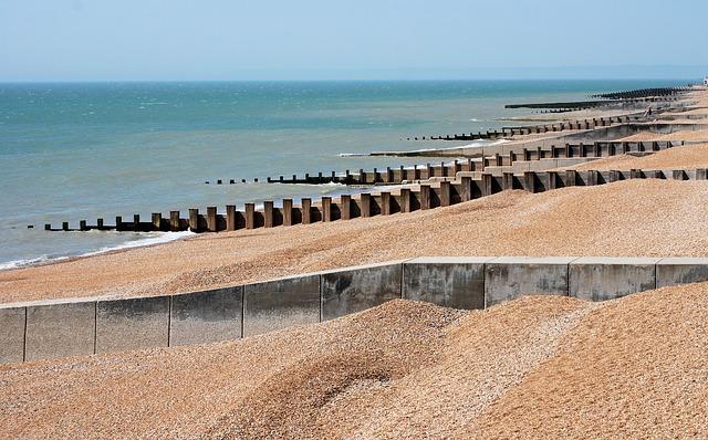Free beach summer sea pebbles tranquil