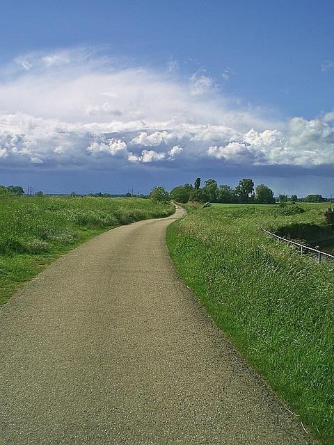 Free sun clouds landscape rest sky
