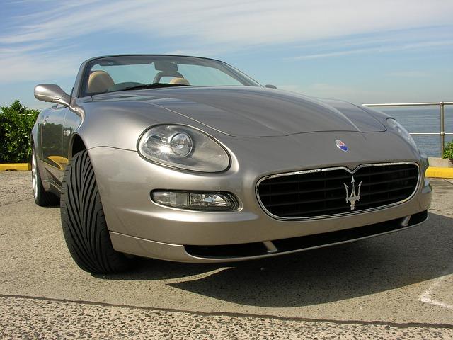 Free maserati car auto automobile motor vehicle