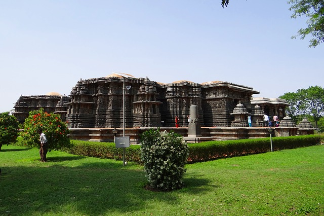 Free Photos: Temple hindu halebidu hoysala architecture religion | Bishnu Sarangi