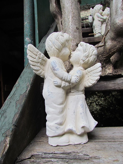 Free angel fig think religion christmas love advent