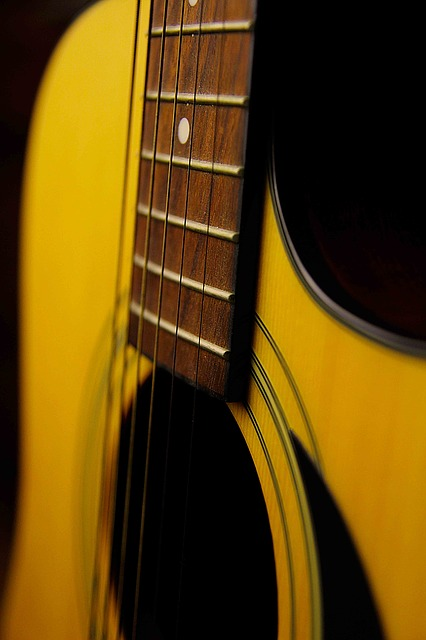 Free guitar music leisure