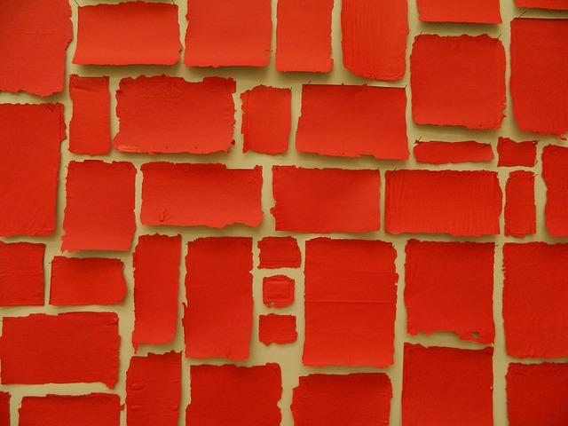 Free orange texture bright color decoration paper