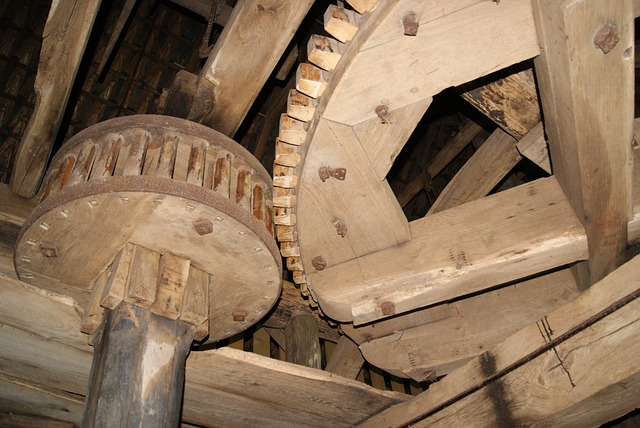 Free Photos: Gears mill grind translation wood | Holger Grybsch