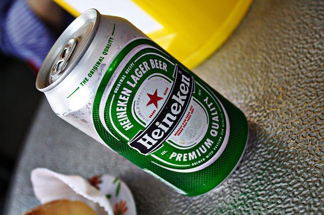 Free beer drink happy hour alcohol heineken friends