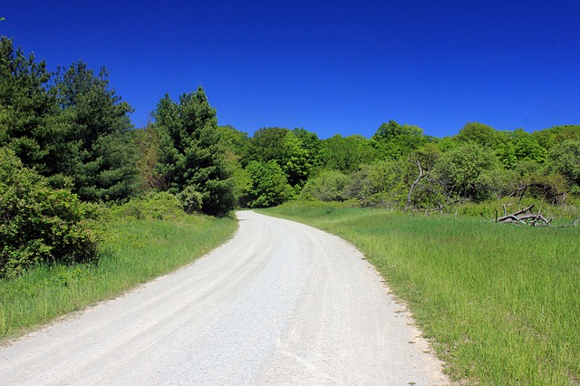 Free gravel road bronte creek state park canada ontario