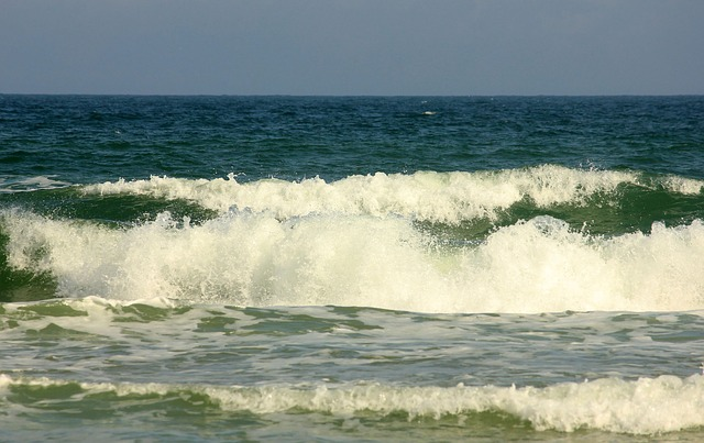 Free daytona beach florida usa ocean waves