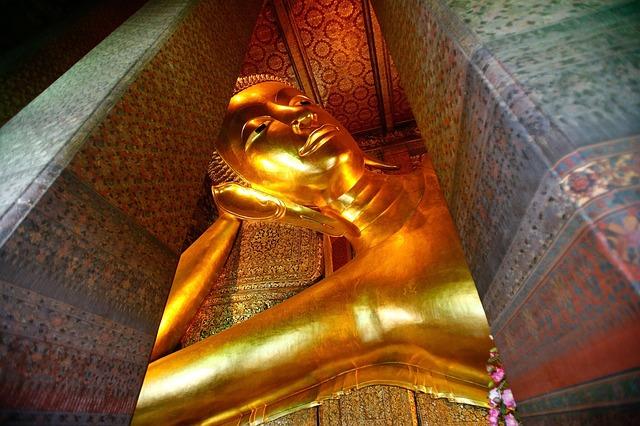 Free wat po wat po temple thailand bangkok tourism