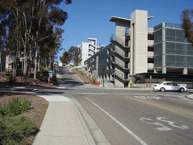 Free ucsd san diego california building