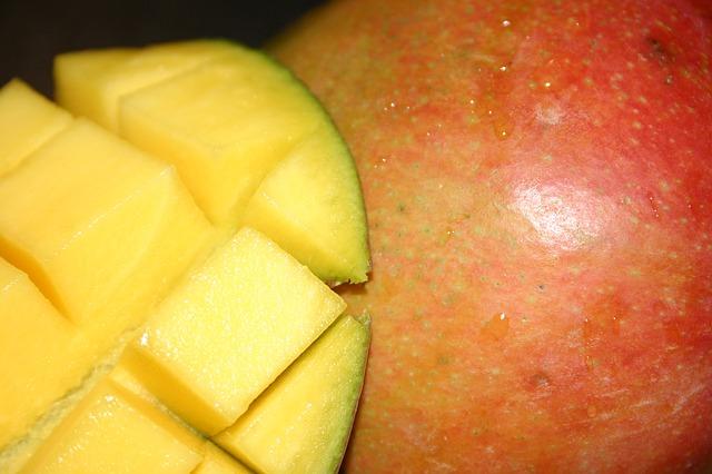 Free mango fruit eat food nutrition feed frisch