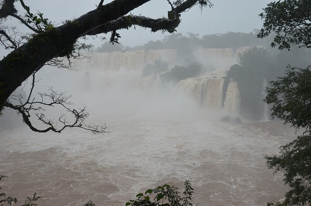 Free iguazu waterfall argentina
