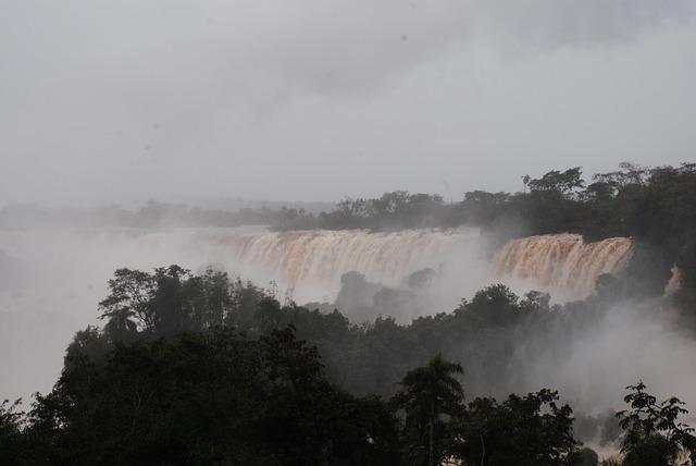Free iguazu waterfall argentina water