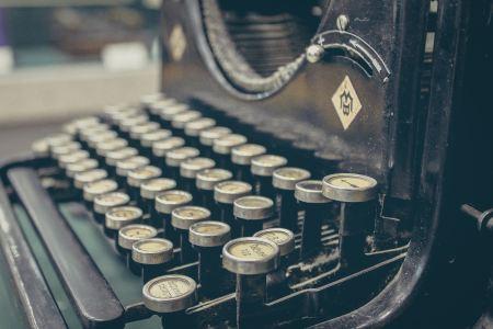 Free Vintage typewriter