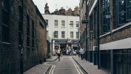 Free Street view in London