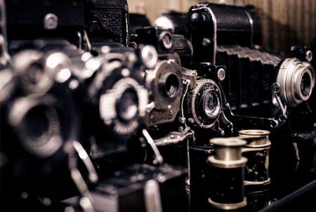 Free Vintage cameras