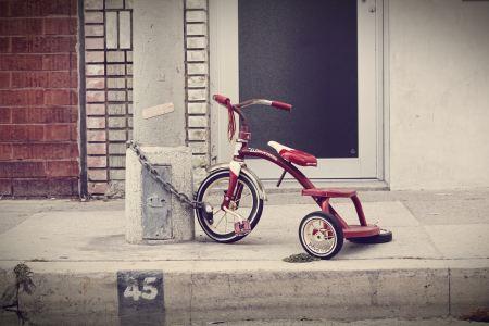 Free Vintage tricycle