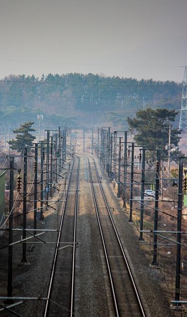 Free train tracks track landscape rail tracks rail