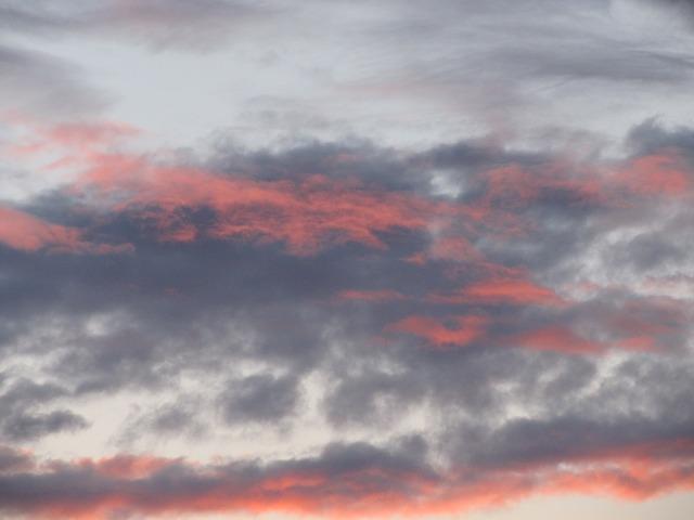 Free sky clouds color weather twilight evening light