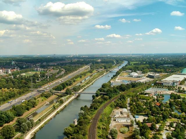Free oberhausen germany landscape vista scenic