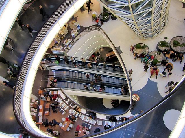 Free stairway building interior architecture frankfurt