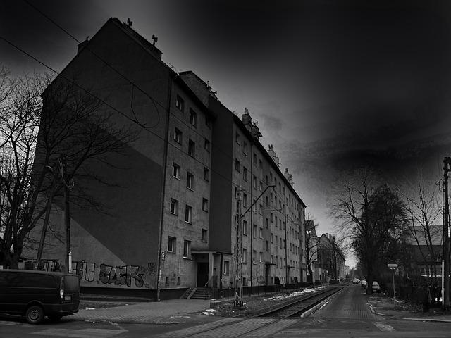 Free gdansk polands buildings street architecture city
