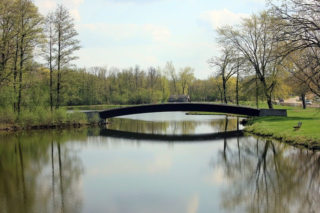 Free bridge lagoon water wisconsin