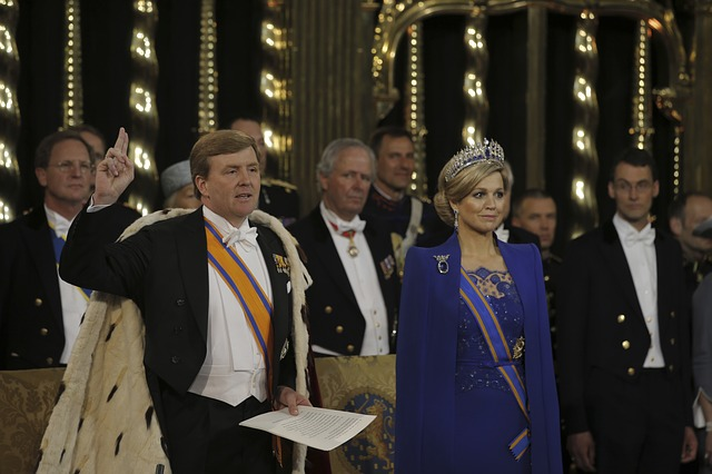 Free king willem alexander queen maxima netherlands