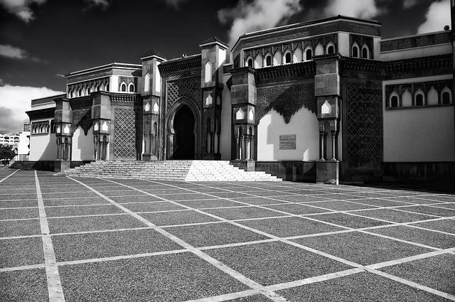 Free agadir morocco mosque building faith religion
