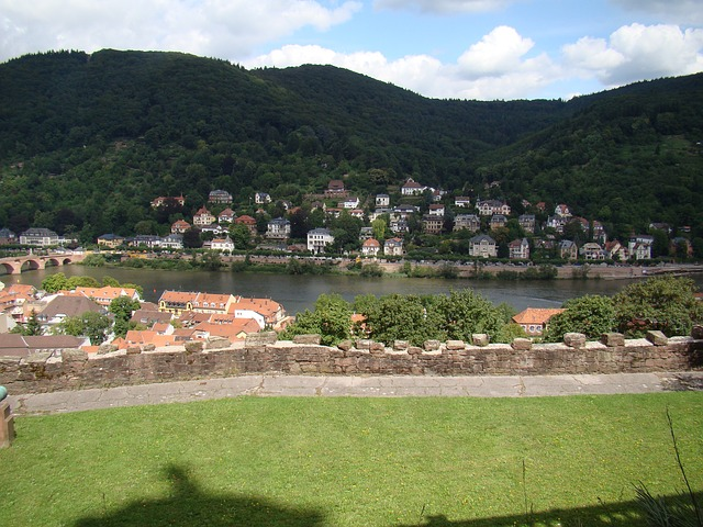 Free Photos: Heidelberg germany city | krisfreindsnetwork