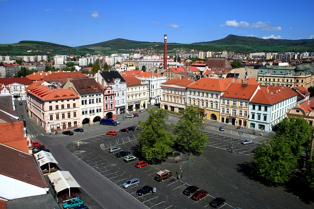 Free litomerice czech republic buildings architecture