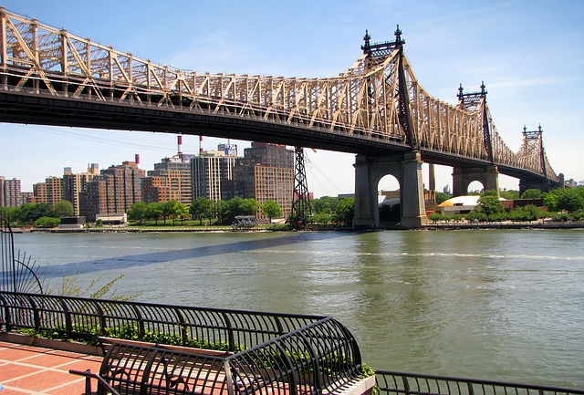 Free Photos: New york city ed koch queensborough bridge | David Mark