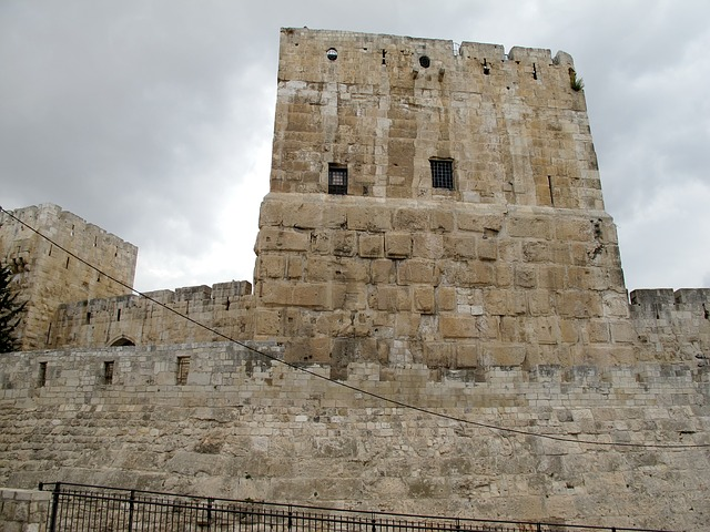 Free jerusalem israel city holy city wall protection