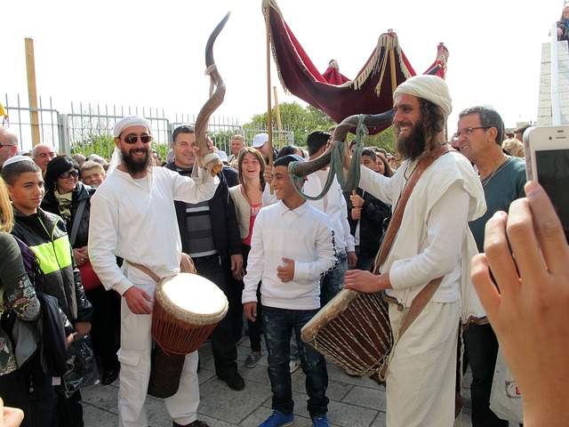 Free jerusalem israel festival jews dance jewish