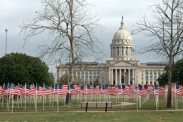 Free oklahoma children abuse flags for children symbolic