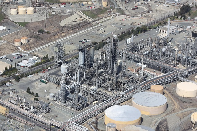 Free Photos: Refinery oil aerial natural gas gasoline | jpenrose