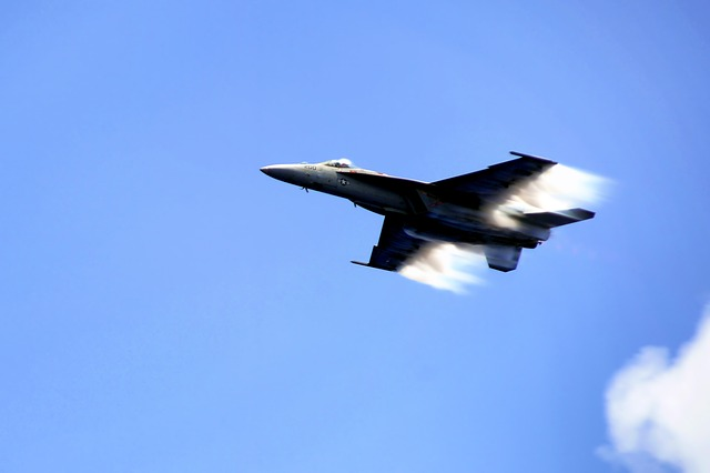 Free plane jet u s navy f a-18c sky clouds flight