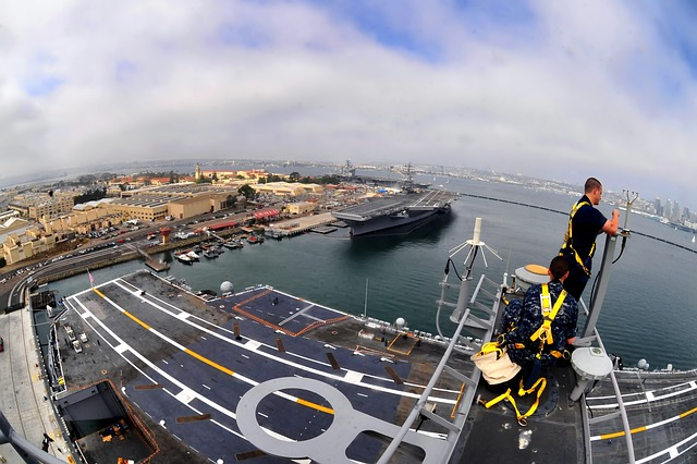 Free Photos: San diego california uss carl vinson navy sky | David Mark