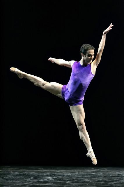 Free ballet man dancer graceful artistic arts
